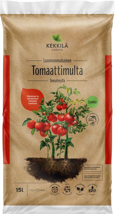 Tomaattimulta Kekkilä 15 l