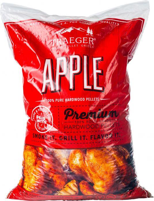 Pelletti Traeger 9 kg omena