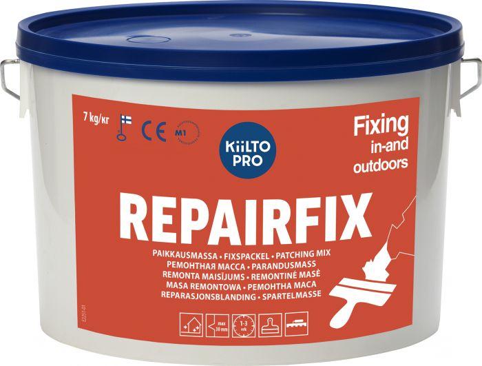 Paikkausmassa Kiilto Pro Repairfix 7 kg