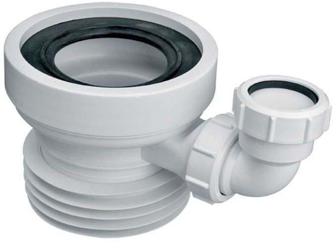 WC-mansetti sivuliitännällä 110 mm