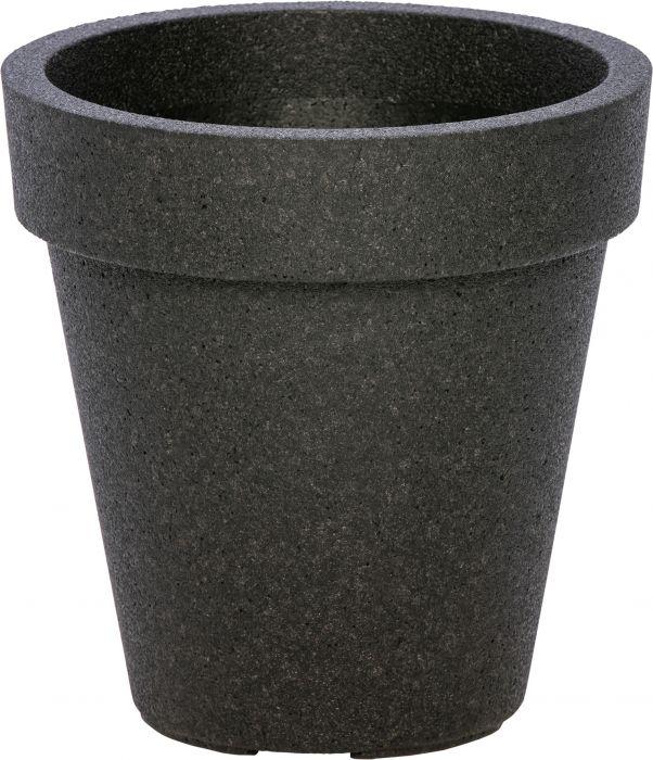 Termoruukku Iqbana Milano musta 38 cm