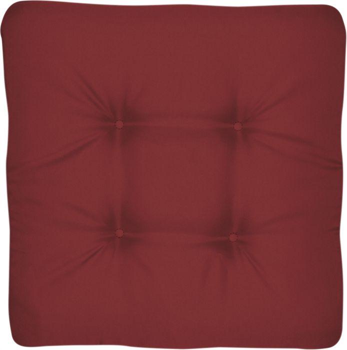 Istuintyyny Doppler Universal 45 x 45 x 4 cm punainen