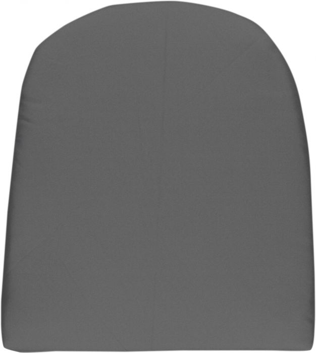 Istuintyyny Doppler Universal 43 x 48 x 4 cm tummanharmaa