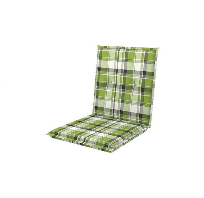 Istuinpehmuste Doppler Comfort 100 x 50 cm vihreäharmaa