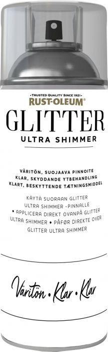 Suoja-aine Rust-Oleum Glitter Ultra Shimmer