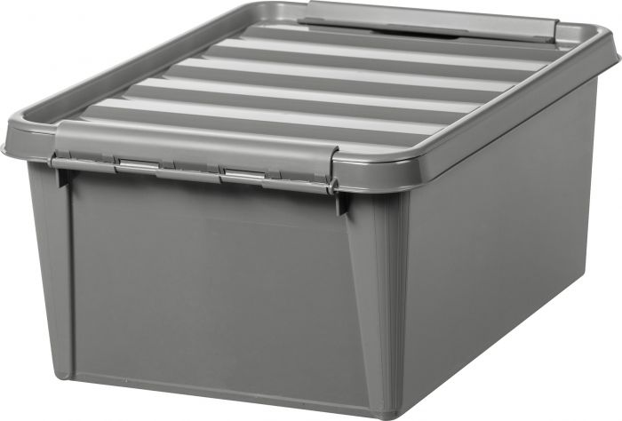 Säilytyslaatikko SmartStore Recycled 15 Taupe 40 x 30 x 18 cm