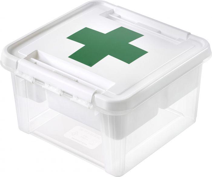 Ensiapulaatikko SmartStore Deco 12 First Aid