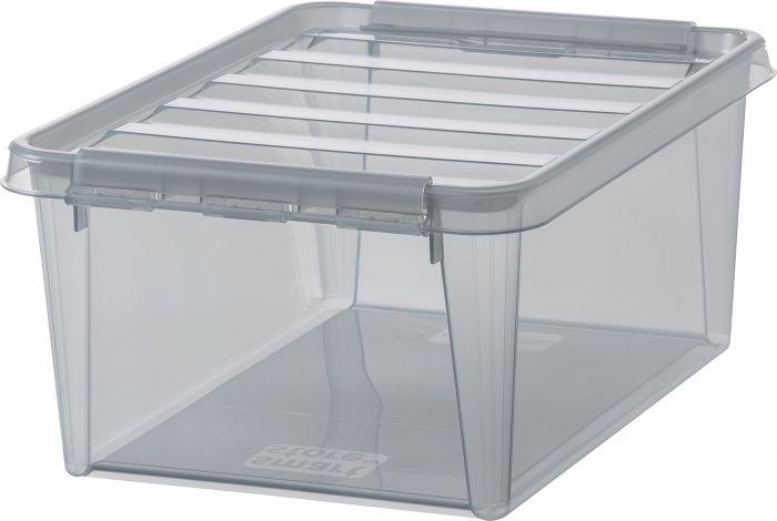 Säilytyslaatikko SmartStore Colour 15 Harmaa 40 x 30 x 18 cm