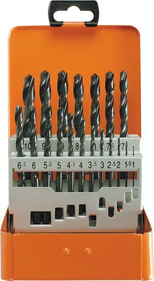 Poranteräsarja Projahn HSS-R 19-os. 1-10 mm