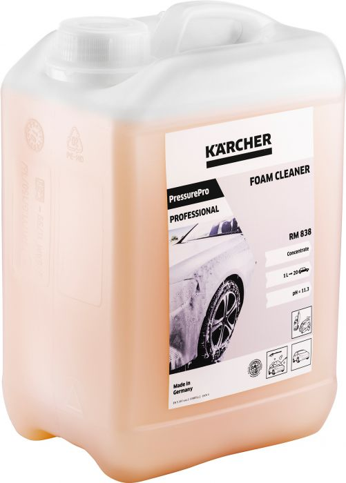 Vaahtopesuaine Kärcher RM 838 Valmis Pro 3 l