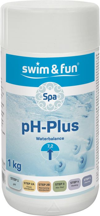 Jauhe Swim&Fun pH-Plus Spa 1 kg