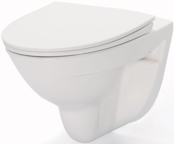 Seinä-WC-istuin IDO Glow 65