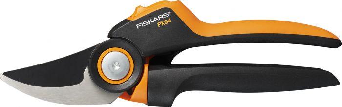Oksasakset Fiskars PowerGear X PX94 ohileikkaavat