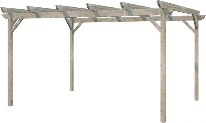 Pergola Palmako Paula 12,6 m²