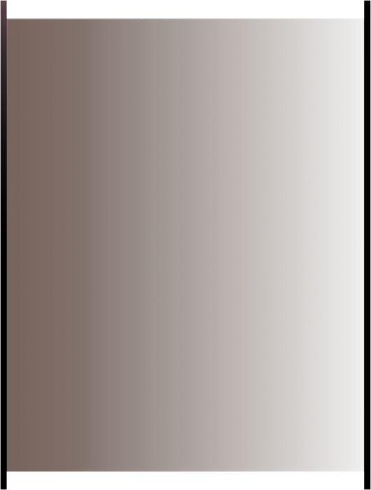 Lasiaitapaneeli alumiinireunalla 80 x 100 cm