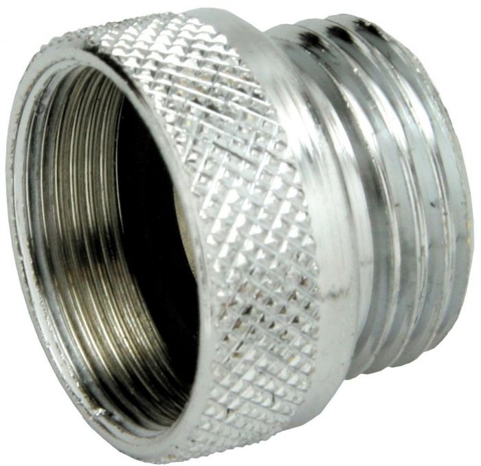 Muunnosnippa Opal 1/2 x M22 x 1 UK/SK Kromi