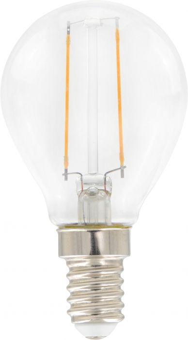 Koristelamppu Airam LED 2 W E14