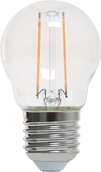 Koristelamppu Airam LED 2 W E27