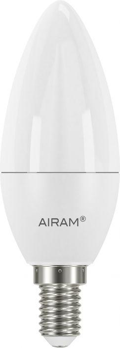 Kynttilälamppu Airam LED 8W E14