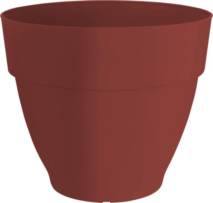 Ulkoruukku Elho Vibia Campana 40 cm tiilenpunainen