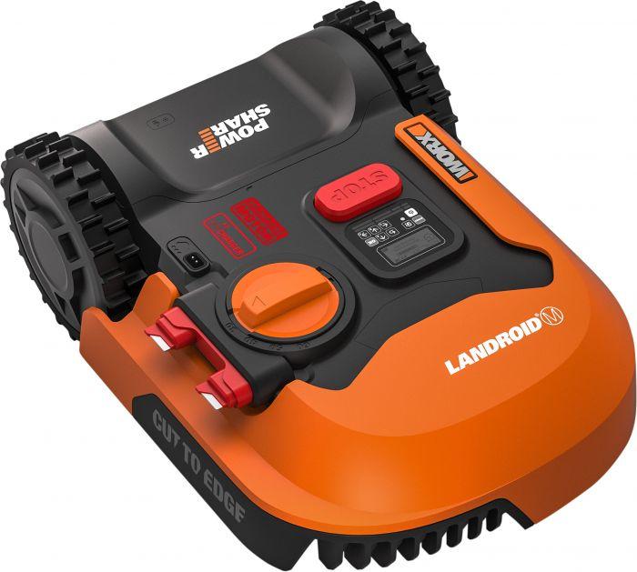 Robottiruohonleikkuri Worx M1000