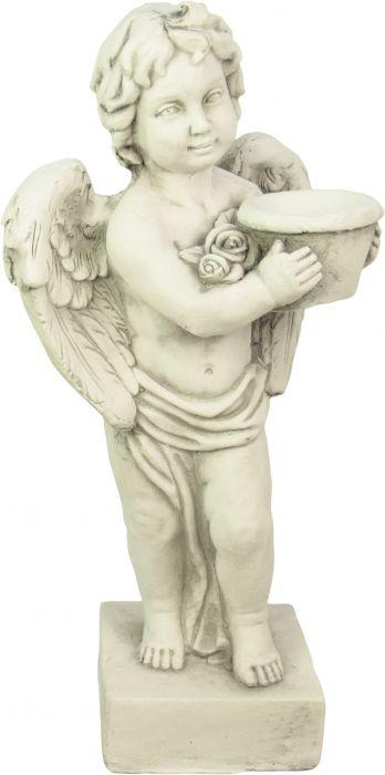 Pihapatsas enkeli ja ruukku