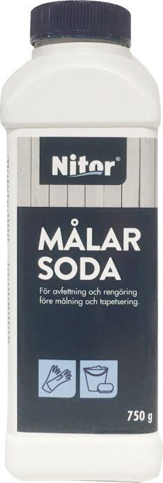 Maalarinsooda Nitor 750 g