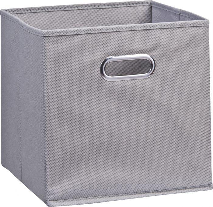 Säilytyslaatikko Zeller Harmaa 32 x 32 x 32 cm