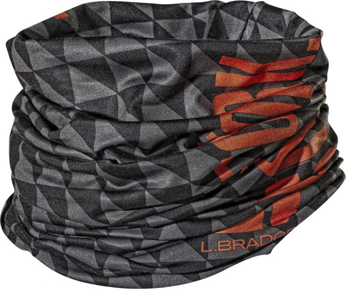 Tuubihuivi L.Brador 509P Musta