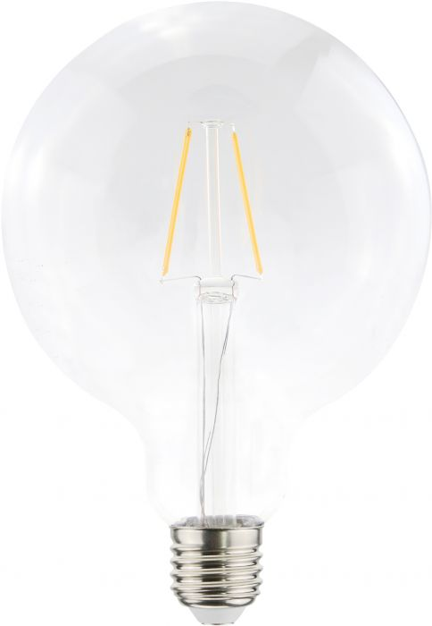 Koristelamppu Airam Kirkas filamentti POP-95 2 W