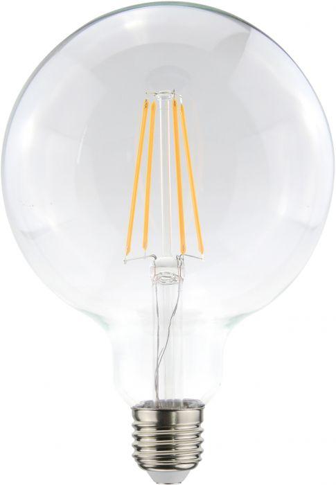 Koristelamppu Kirkas filamentti himmentyvä POP-125 4 W