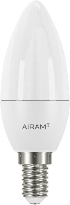 Kynttilälamppu Airam opaali 3,5 W E14 250 lm