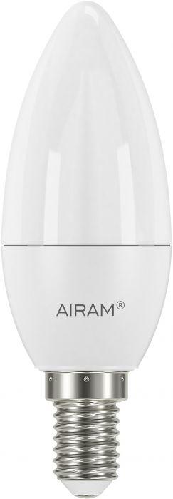 Kynttilälamppu Airam opaali 3,5 W E14 250 lm 4000k