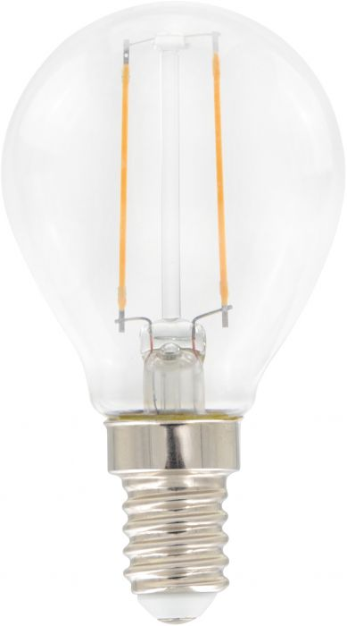 Mainoslamppu Airam kirkas 1,2 W E14 136 lm