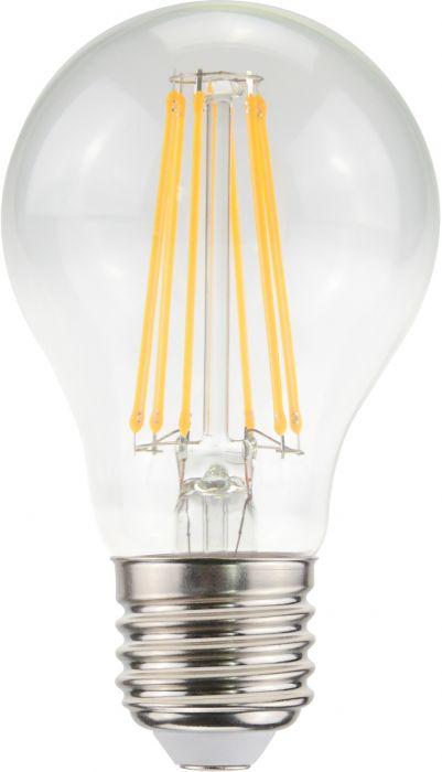 Vakiolamppu Airam kirkas himmennettävä 7,5 W 806 lm