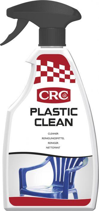 Puhdistusaine CRC Plastic Clean Muoville 500 ml