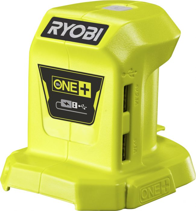 USB-adapteri Ryobi ONE+ R18USB-0 18V