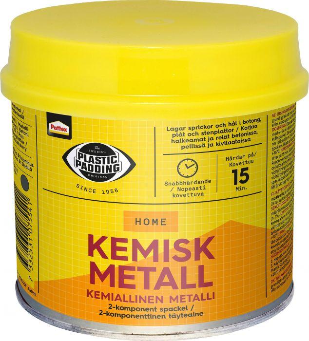 Kemiallinen metalli Plastic Padding 460 ml