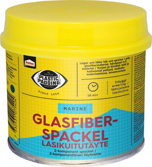 Lasikuitutäyte Plastic Padding 460 ml