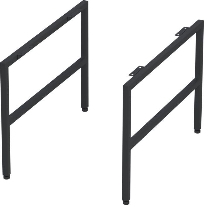 Kalustejalat Camargue Nord Modern -allaskaappiin 30 cm