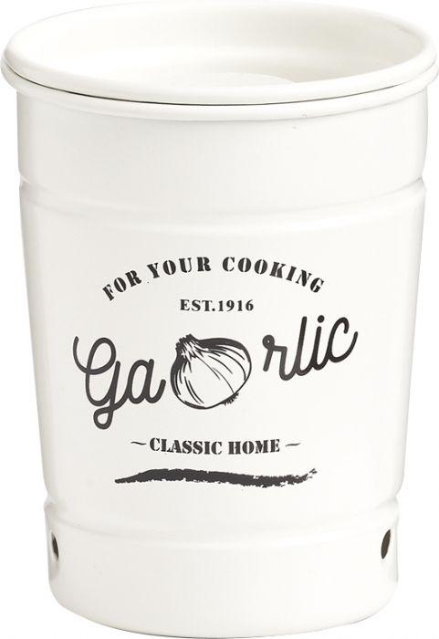 Säilytysastia Zeller Garlic