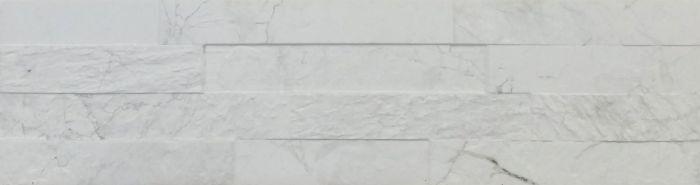 Verhoilukivi Murales 15 x 61 cm Valkoinen