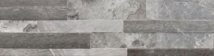 Verhoilukivi Murales 15 x 61 cm Lyijynharmaa