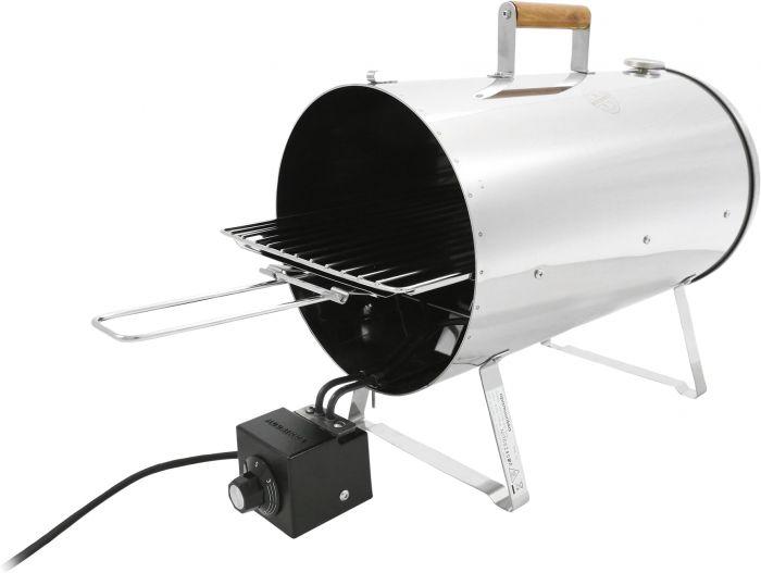 Sähkösavustin Muurikka Pro 1100W +Meater paistomittari