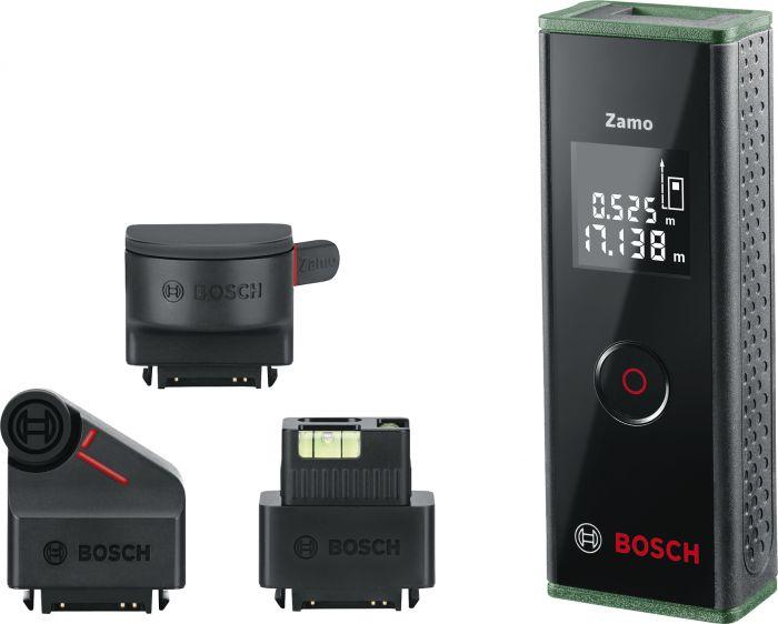 Digitaalinen laseretäisyysmittalaite Bosch Zamo III