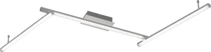 Kattovalaisin Wofi Akron 3-os LED