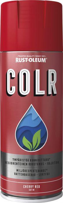 Spraymaali Rust-Oleum COLR 400 ml Satiini Cherry Red