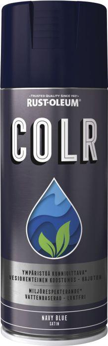 Spraymaali Rust-Oleum COLR 400 ml Navy Blue