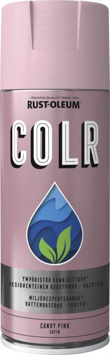 Spraymaali Rust-Oleum COLR 400 ml Candy Pink