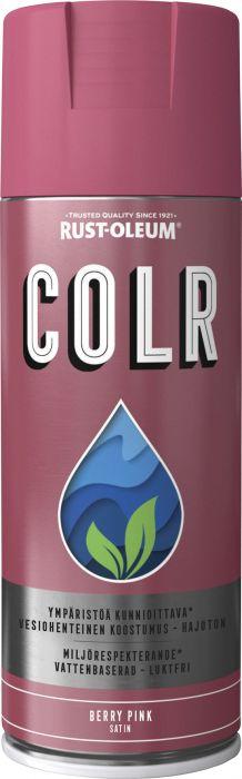 Spraymaali Rust-Oleum COLR 400 ml Berry Pink